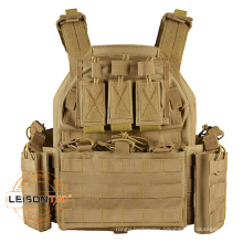 Tactical vest for tactical security outdoor sports adopts the most durable fabric (1000D Nylon)