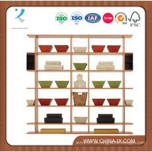 6 'Wide Retail Display Regal mit 6 Regalen