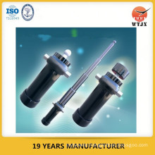 4 /four stages hydraulic telescopic jacks for trucks with 20 tons capacity