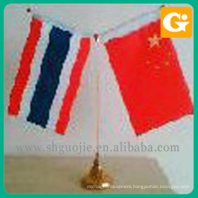 Desk flag pole and stand wholesales