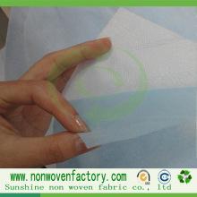 PP tejidos laminados no tejidos hechos en China