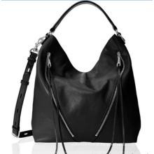 Bolsa de couro de moda quente personalizada