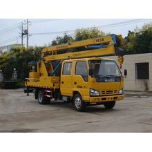 2018 new ISUZU mini boom lift bucket truck
