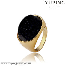 12807- Xuping en gros de mode élégante bague en or 18 carats de la Chine