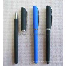 Kunststoff Gelschreiber als Werbegeschenk (LT-C217)