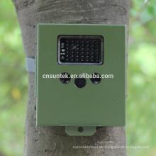 940nm Schwarz LEDs MMS SMS Wasserdichte Jagdgewehr Kamera