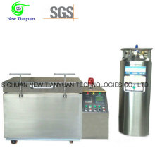 Cryogenic LNG Cylnder Liquid Natural Gas Tank Cylinder