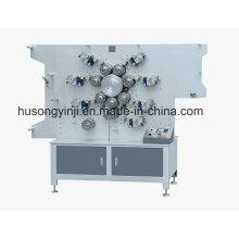 7 цветов ротационная печатная машина для ленты и атласная этикетка