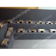 Types d'articulations d'extension de plancher lourd