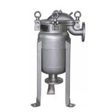 Nagelneues Edelstahl-Beutel-Filter-Gehäuse für das Kochen des Öls