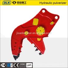 Mâchoire hydraulique de cisaillement d'excavatrice / mâchoire de broyeur / pulvérisateur