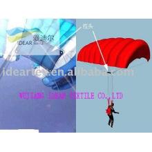 Tela de Nylon Ripstop/tela de paracaídas para paracaídas