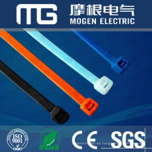 La correa plástica autoblocante de nylon de 3.6 * 300m m ata la correa con UL94-V2, aislamiento del pozo, aprobación del CE