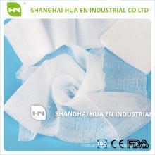 absorbent cotton gauze swabs