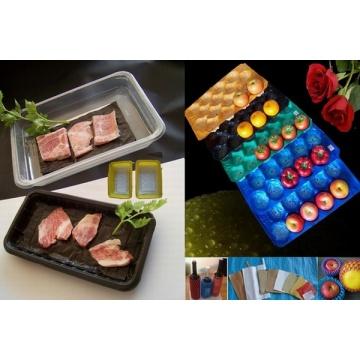 Custom Food Packaging Cheap Plastic Serving Trays