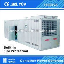 Container Power Generator