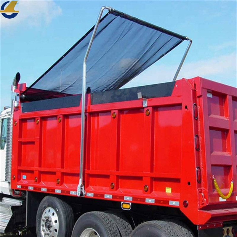 Mesh truck cover