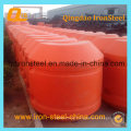 MDPE Pipe Floater for Dredging Project