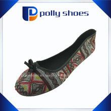 Design de mode de haute qualité Chaussures turques pour femmes 2016