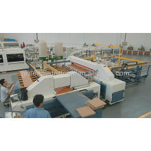 Patent CNC Cross Cutting Panel Saw for quantity production