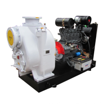 T-8-Zoll-Zentrifugalpumpe Ozean Marke selbstansaugende Abwasserpumpe