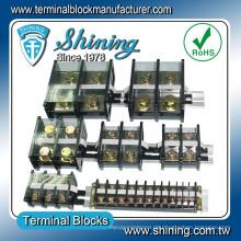 TA-200 Montage Typ 200A Din Rail montiert 100 Paar Terminal Block