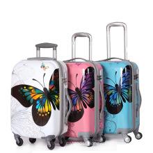 4 Wheel Travel Trolley Luggage/PC Trolley Case