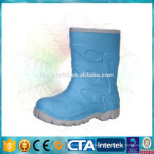 anti slip warm rain shoes for children