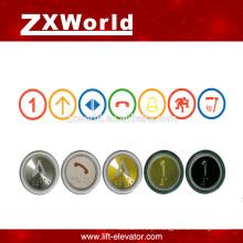 B13P4 peças do elevador botão / botão para elevador / elevador botão