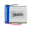 Batterie Lipo 3800mAh pour tablette (LP5X6T8)