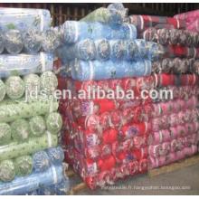 Tissu en polyester brossé