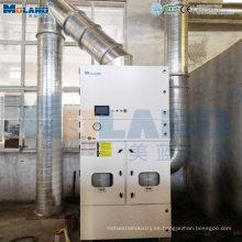 Sistema de purificación de aire industrial centralizado