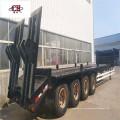 Semirremolque contenedor 3 ejes 40 pies de cama baja