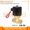 "Injap Solenoid Tembaga Steam Brass Type 3/4 ""US-20"" Uni-D"