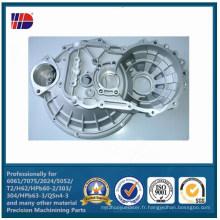 L'aluminium de haute précision moulage mécanique sous pression, partie adaptée aux besoins du client de moulage, pièces d'auto Wkc508
