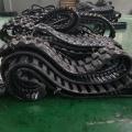 Orugas de goma 450X71X86 para excavadora Kx251