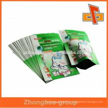 Venda imperdível ! Sacos laminados bolsa de medicina de plástico para bebê Pasta Umbilical Infantil em guangzhou