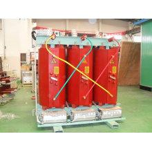 Three Phase epoxy resin transformer 2500 kva dry-type cu-cu