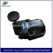 Гидравлический разгрузочный клапан YUKEN BG для автоматической машины для изготовления пластиковых ложек