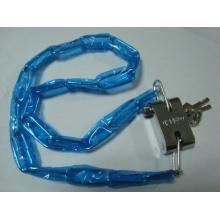 Iron Blade Padlock With Chain