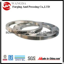 Codo de 90 grados de acero inoxidable tubo conector placa Base brida