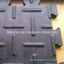 Interlocking Rubber Tile for Flooring