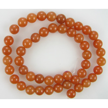 6MM Red Aventurine Round Beads