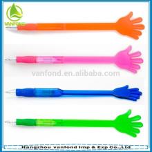 Горячие продажи пластиковых руки форму жестов пера для рекламы
