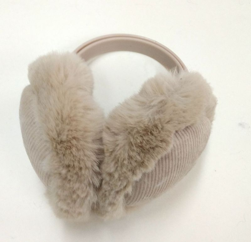 Ladies Knitted Warm Earmuffs