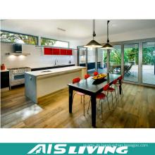 Afrika Stil Küche Schränke Möbel für Villa Haus (AIS-K189)