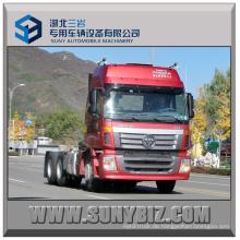 340HP Foton Auman 6X4 Traktor Trailer Head Truck