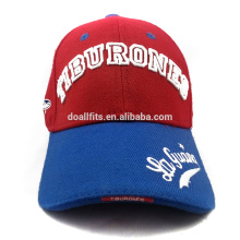 design your own style cap custom baseball cap with high quality for wholesale