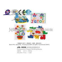 Игрушка с плоской и лодочной резьбой с головоломкой
