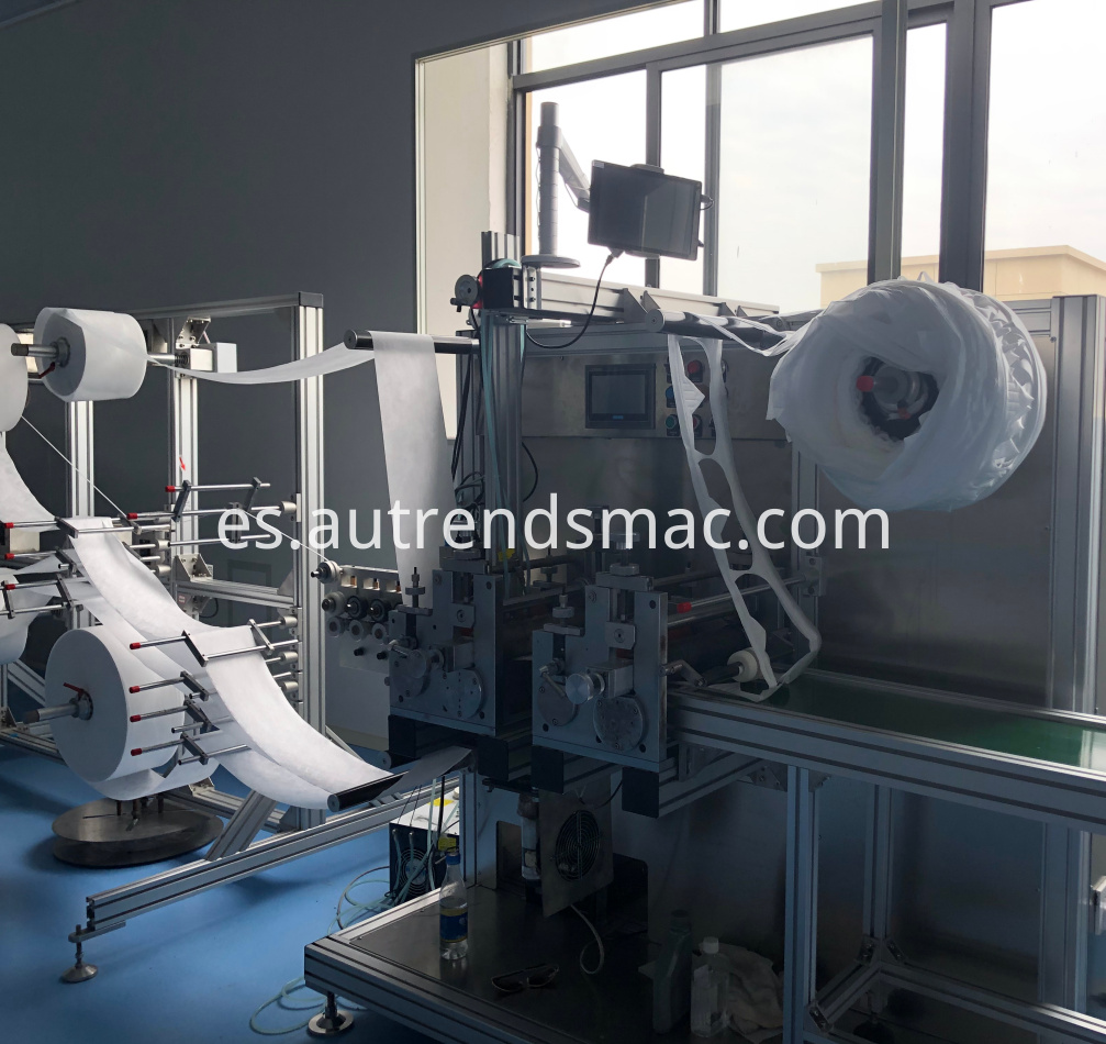 High Stability KN95 Machine